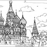 The temple in the Kremlin