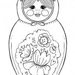 Matryoshka toy